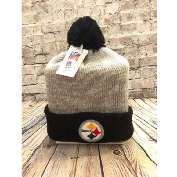 25354761c82 NFL Pittsburgh Steelers Winter Hat NEW